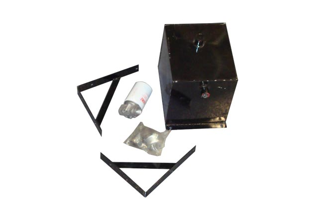 Optional Central Hydraulic 7 Gallon Tank Kit