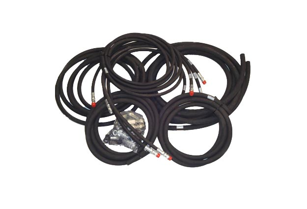 Optional Central Hydraulic Hose Kit